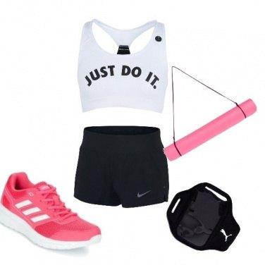 Outfit Corsa e fitness