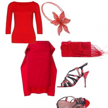 Outfit Sexy #1638