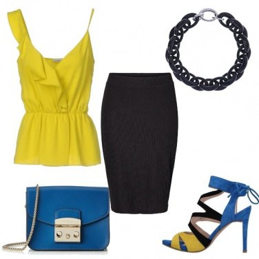 Outfit Colorata