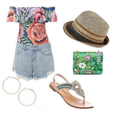 Outfit Festa sulla spiaggia
