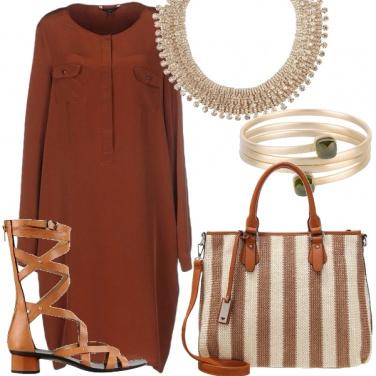 Outfit Camicione