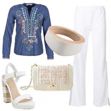Outfit Spunti etnici