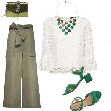 Outfit Competizione, Ever Green