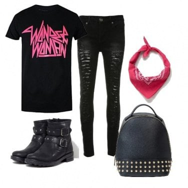 Outfit Rock #1803