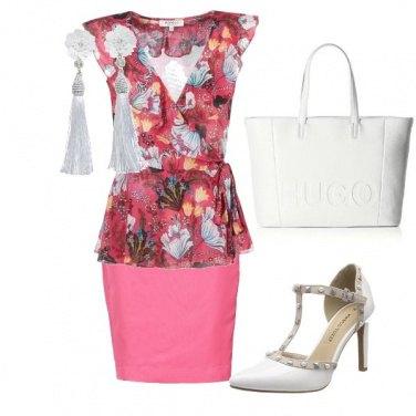 Outfit Giornata fiorita
