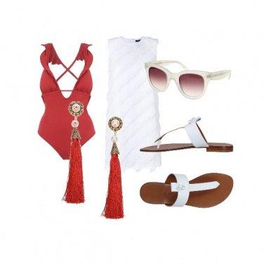 Outfit Party a bordo piscina