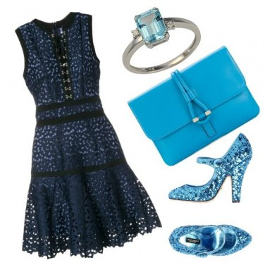 Outfit Cinderella in the City