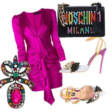 Outfit Carriera bradshaw