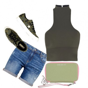 Outfit Tutto top!!