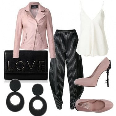 Outfit Rosa passion