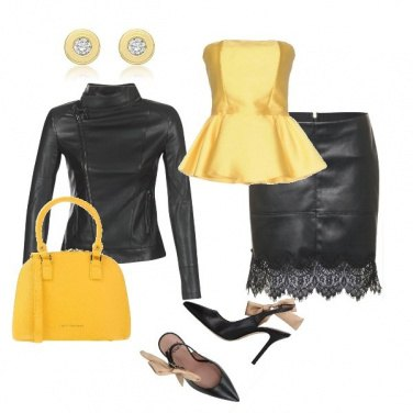 Outfit Sexy #1658