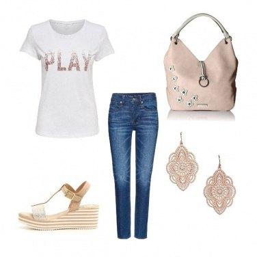 Outfit Gita fuori porta con stile