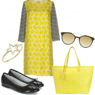 Outfit Se la vita ti dà limoni...