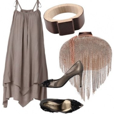 Outfit Abito minimal