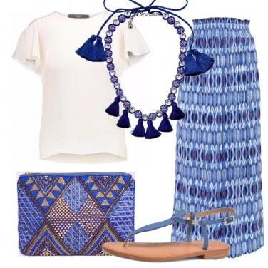 Outfit Girando per il marocco