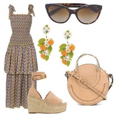 Outfit Pranzo a Frascati