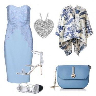 Outfit Polvere e silver