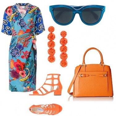 Outfit Il vestito orientale