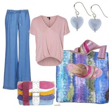 Outfit CMPS Accessori colorati