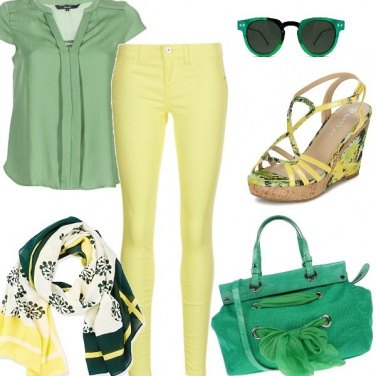 Outfit Urban #3927