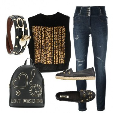 Outfit Rock #1810