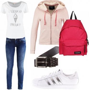 Outfit Inizia la scuola!