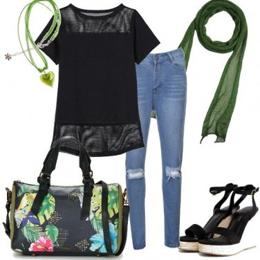 Outfit Urban #3930