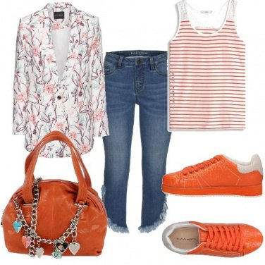 Outfit Amore sneakers