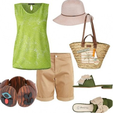 Outfit In vacanza al mare