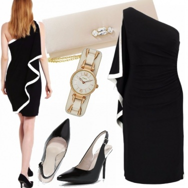 Outfit Amante del nero