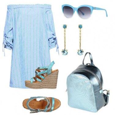 Outfit Fresco look estivo