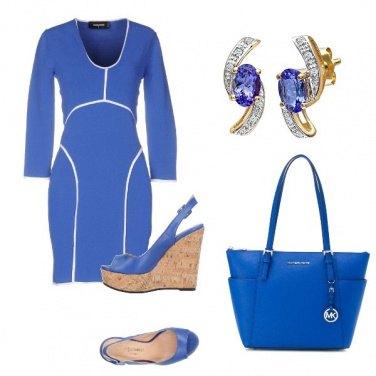 Outfit La zeppa informale