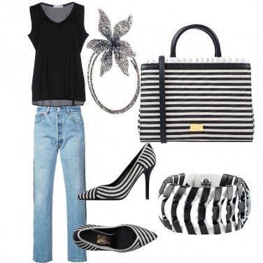 Outfit Chic #8031