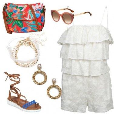 Outfit Pomeriggio soleggiato