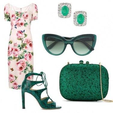 Outfit Accessori smeraldo