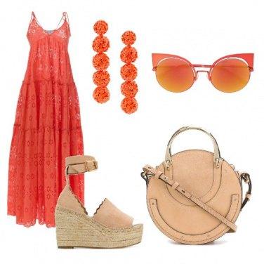 Outfit Pranzo al porto