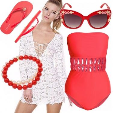 Outfit Incontriamoci al mare