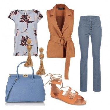 Outfit CMPS Caramèl