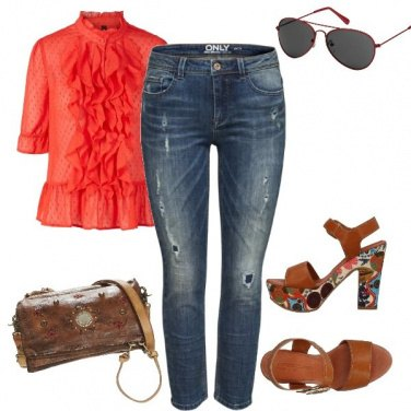 Outfit Urban #3943