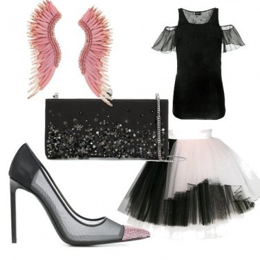 Outfit Carrie on