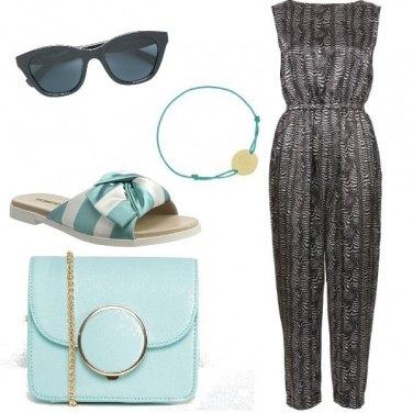 Outfit La ciabattina in raso