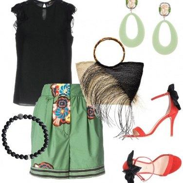 Outfit Un po\' di verde