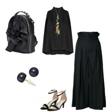 Outfit Competizione Zainetto fashion