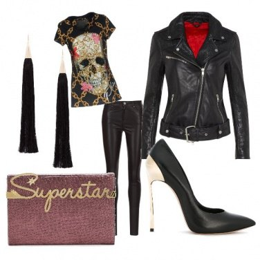Outfit Superstar