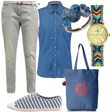 Outfit Easy casual