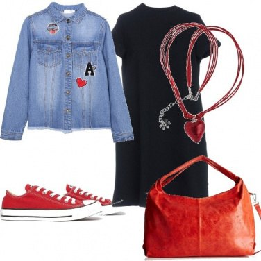 Outfit A lezione d\'inglese