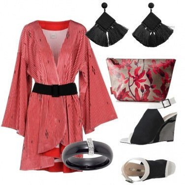 Outfit Japanese style