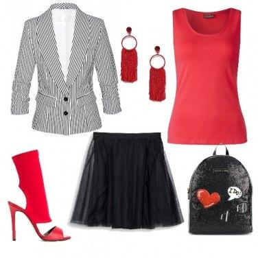 Outfit Ufficio trendy