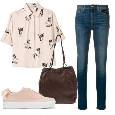 Outfit Sweet kittens
