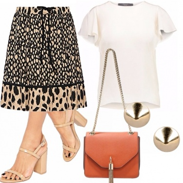Outfit Un po\' animalier
